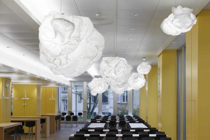 Inselspital Bern, Kinderklinik, Umbau Restaurant Sole