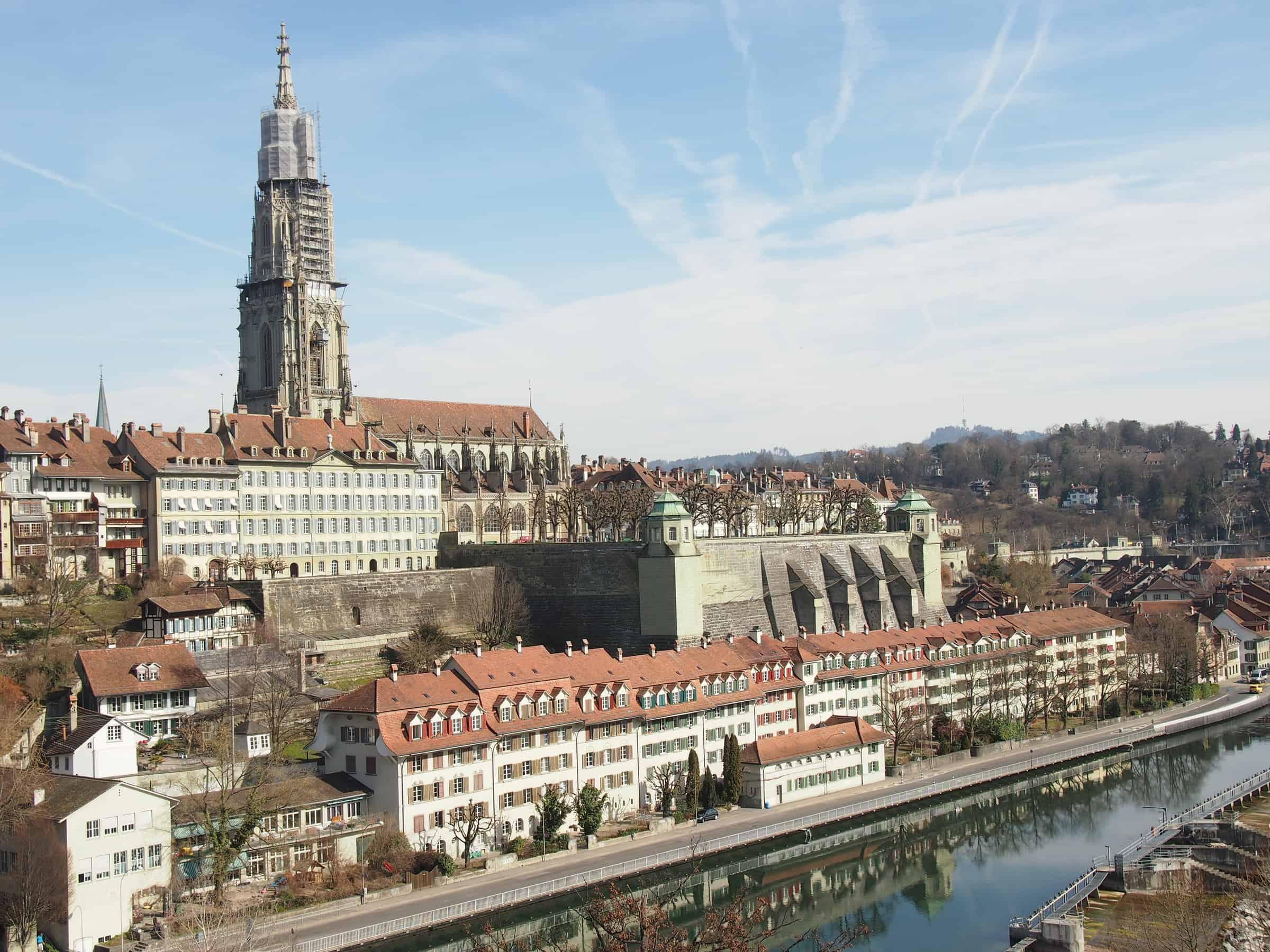 GBB Badgasse 29 – 51, Bern