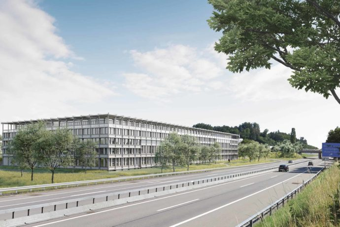 Neubau Polizeizentrum Bern