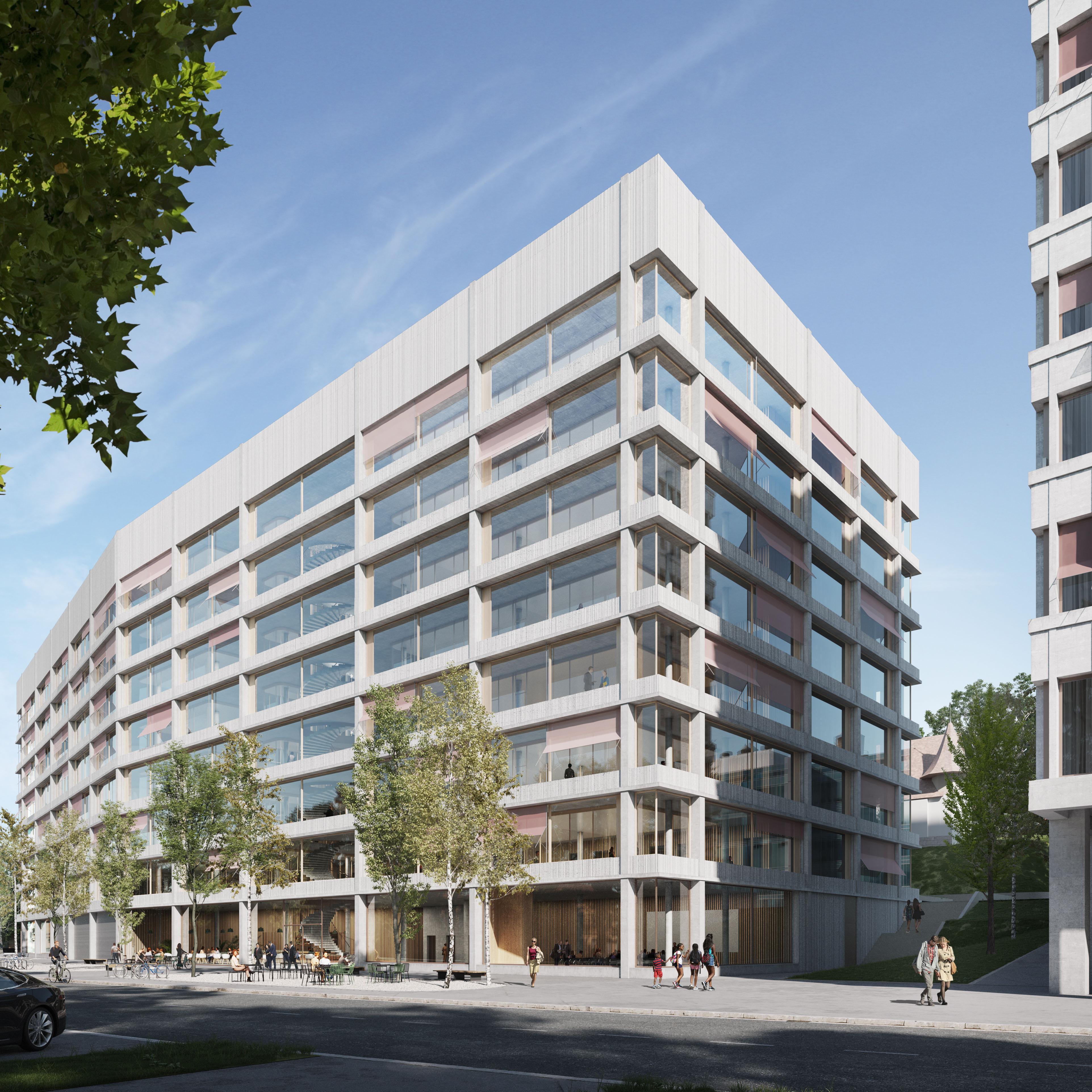 Forschungs- und Ausbildungszentrum Medizin, Universität Bern, BB7